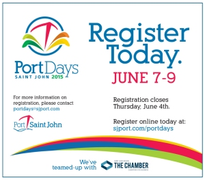 Port_registration2015 - 2nd reminder